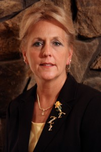 District 7 Governor Polly Holten